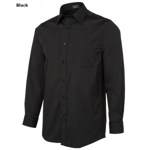 JBs Urban Poplin Shirt Long Sleeve