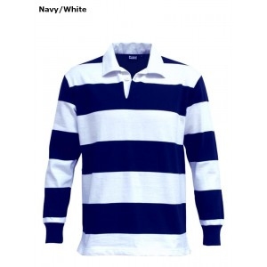 Striped Rugby Jersey